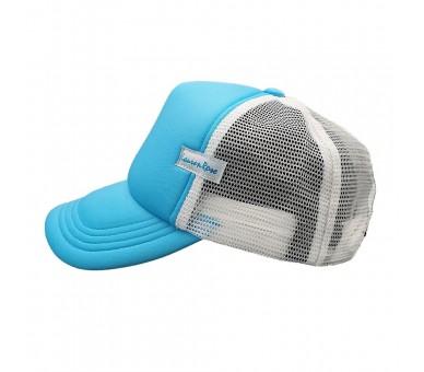 Lauren Rose Pet Indian First Nations Navy Snapback cap