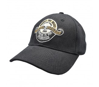 Bearded & Badass Strapback Hat