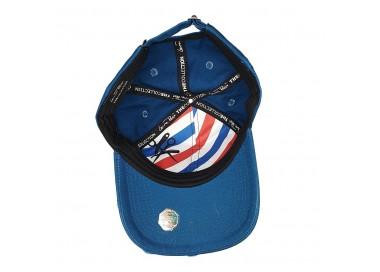 Bearded & Badass Hat Blue | Detail
