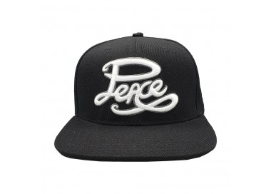 Peace Snapback | Front