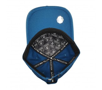 Train Insane Blue Strapback | Inside