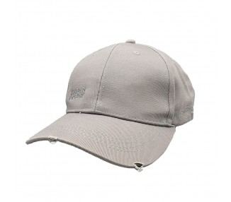 Train Insane Grey Strapback Hat| Lauren Rose