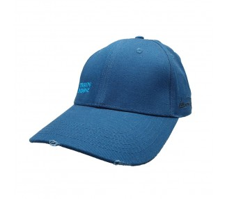 Train Insane Blue Strapback Hat