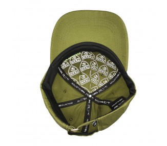 Train Insane Green Strapback Hat| Inside