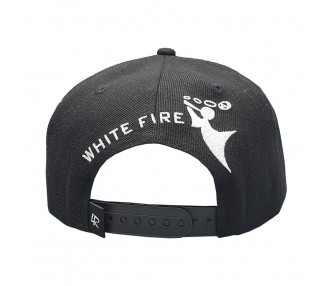 Lauren Rose - Che White Snapback