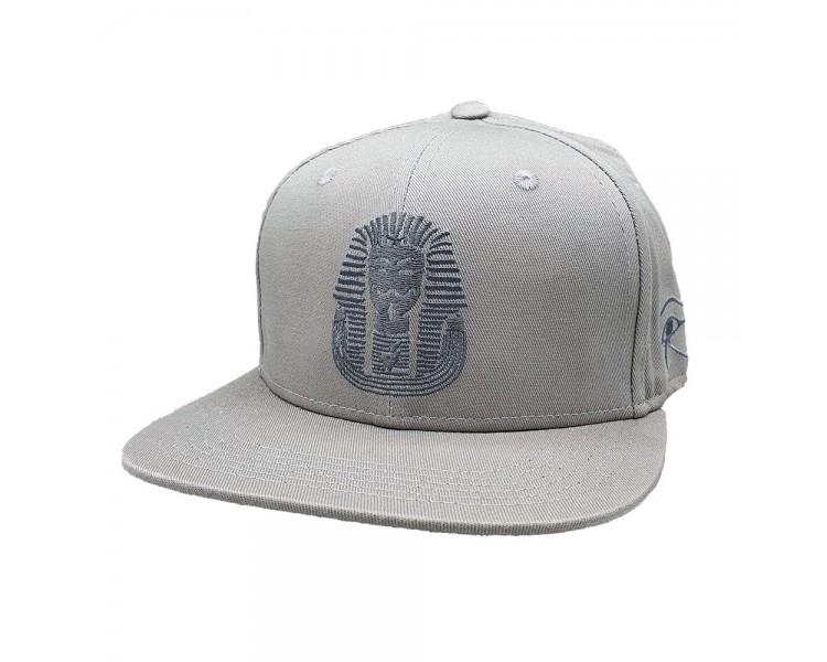 Lauren Rose Pharaoh Snapback Hat - Grey