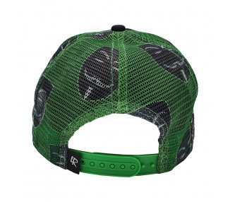 The Anonymous Trucker Hat w/ Removable Velcro Patch
