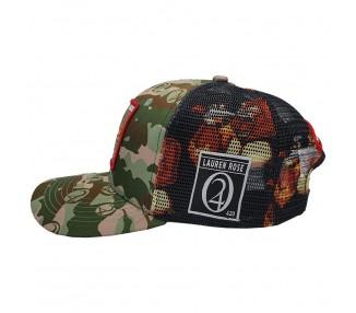 Gorilla Glue Trucker Snapback Hat