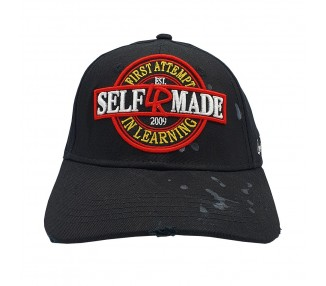 Selfmade First Attempt in Learing Strapback Hat (small size)