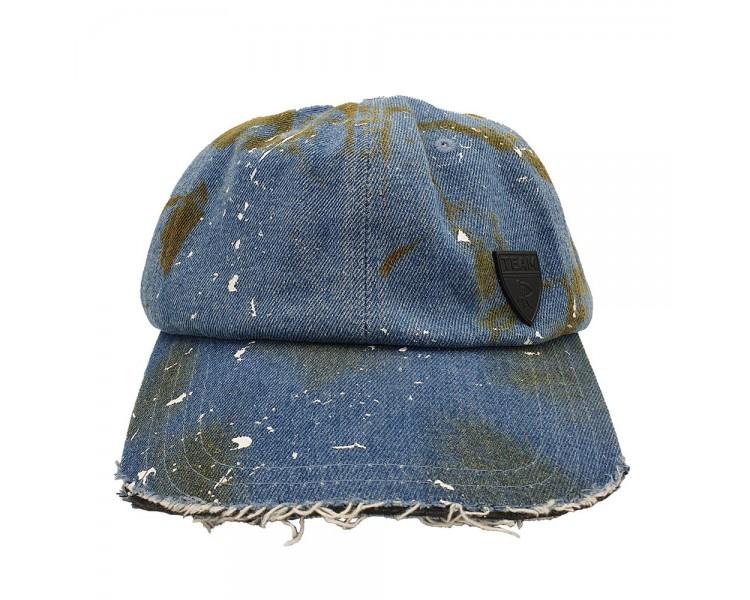 Exclusive Rusty Denim Team LR Daddy Hat