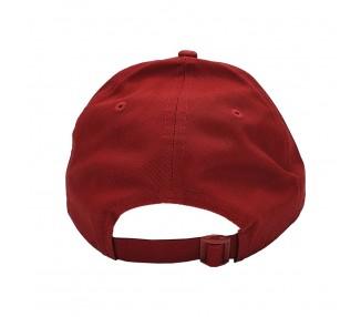 New Era - New York Yankees 9Forty Hot Red/Black Strapback Hat