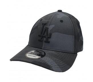 Los Angeles Dodgers Essential Black Camo 9Forty