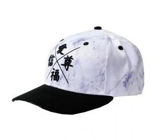 LOVE, FAITH, HAPPINESS & RESPECT Snapback Hat