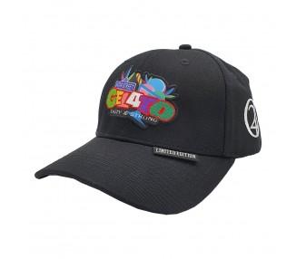 Gelato 420 Strain Strapback Hat - Black   Limited Edition