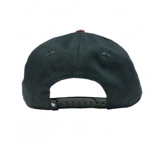Legend 'Black/Red Roses' Snapback Hat