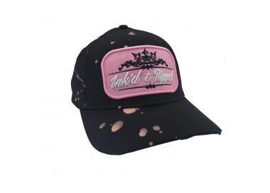 LAUREN ROSE AMSTERDAM SMOKING CITY SNAPBACK