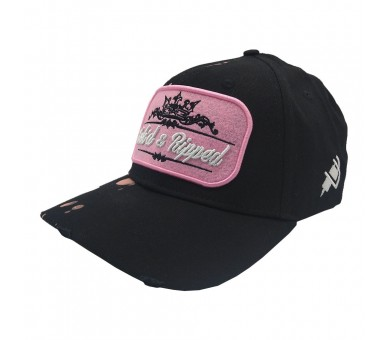 Amsterdam Smoking City Snapback