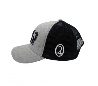 G-13 Haze Trucker Hat Side View | Lauren Rose