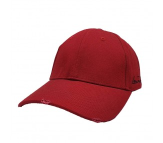 Red Fashion Fit Hat