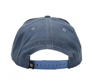 Chaiba Wake & Bake Washed Blue Hat Backside