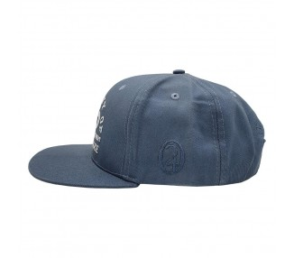Chaiba Wake & Bake Washed Blue Hat Side View