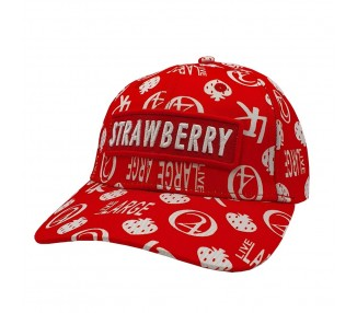 Strawberry Haze Strain Hat