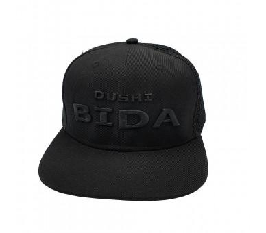 Respect Snapback Cap - Black