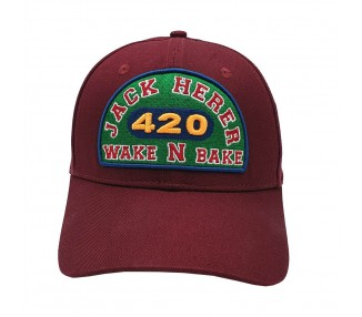 Jack Herer Hat Front view