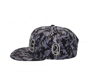 NEW ERA NEW YORK ROOD/GEEL FITTED CAP