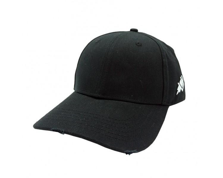 Inked Mask Strapback Hat
