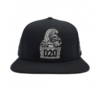 LAUREN ROSE BORN SINNER ZWARTE SNAPBACK
