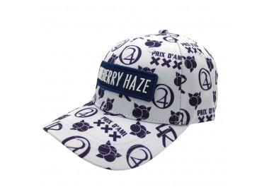 Blueberry Haze Strain Hat