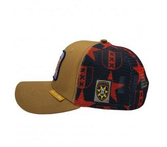 Cali Bear 420 Trucker Hat Leftside