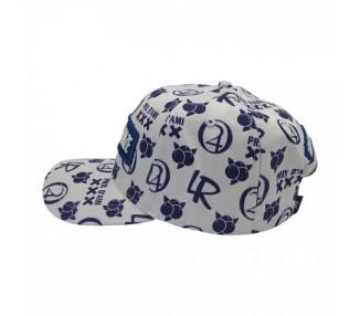 Blueberry Haze Strain Hat Side View