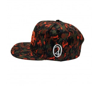 OG Kush 420 Camo Hat Side View