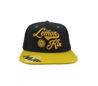 Auto Lemon Kix Strain Hat Front