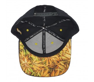 Budhha Cheese 420 Hat Inside View