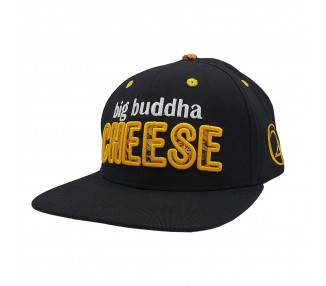 Budhha Cheese 420 Hat Front View