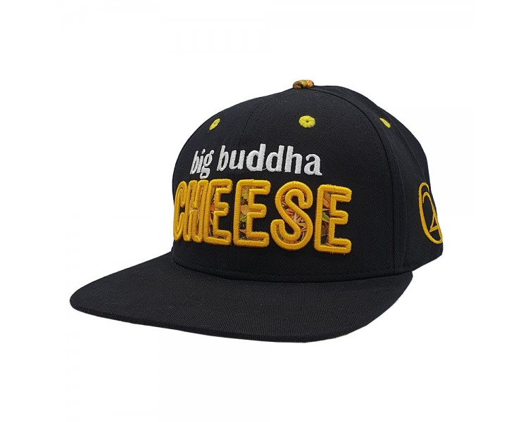 Buddha Cheese 420 Hat Front View