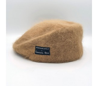 Lauren Rose Ivy Hat Khaki
