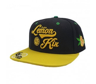 Auto Lemon Kix Strain Hat
