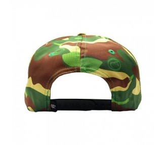 AK47 Camo 420 Hat Backside