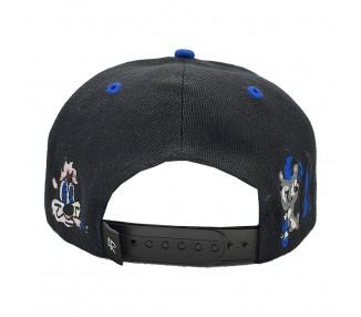 Neon Super Skunk Snapback Hat | Lauren Rose 420 Collection